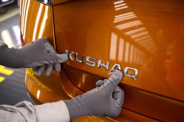 2021 Skoda Kushaq production starts