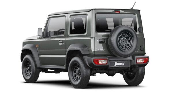 2021 Suzuki Jimny Lite