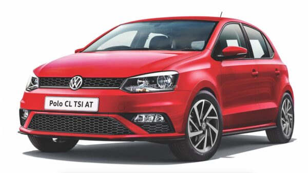 VW Polo in India for 2021
