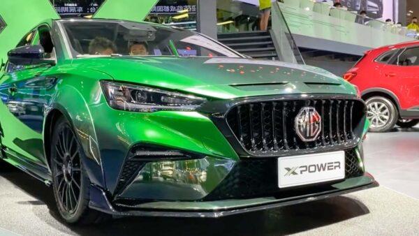 2022 MG6 XPower
