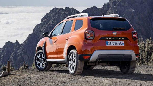 2022 Renault Duster Facelift