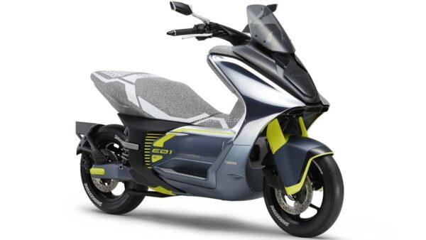 2022 Yamaha Electric Scooter