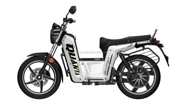 Gravton Quanta Electric Bike