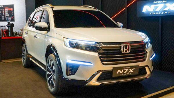 New Honda N7X