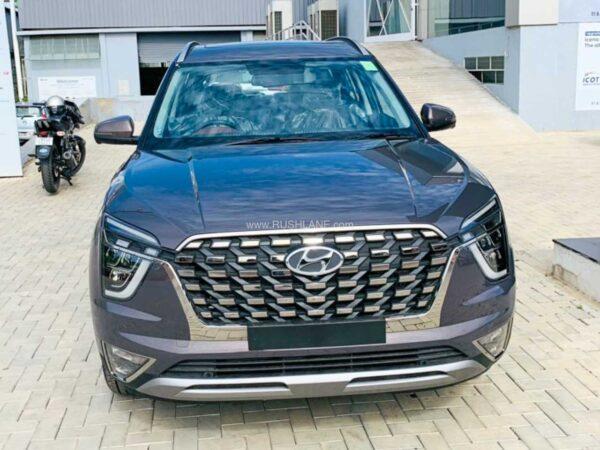 New Hyundai Alcazar