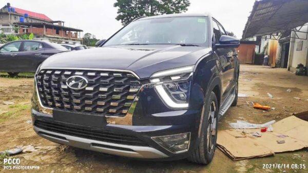Hyundai Alcazar Starry Night