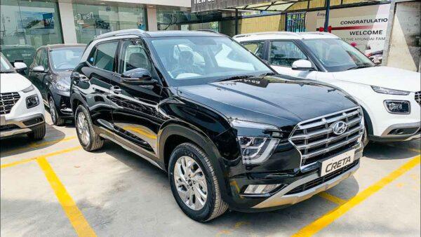Hyundai Creta SX Executive