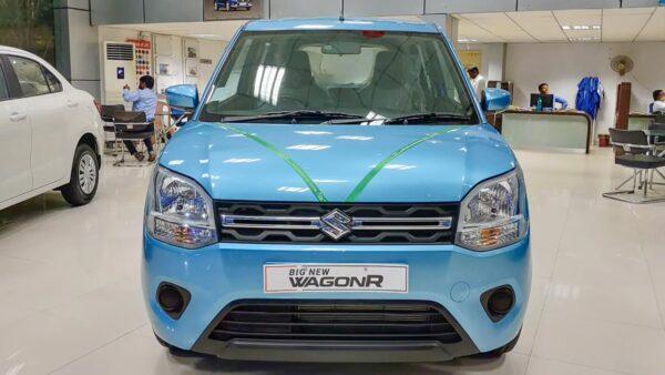 New WagonR