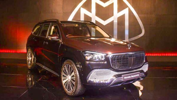 Mercedes Maybach GLS India Price