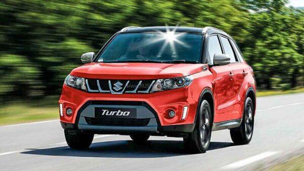 New Gen Maruti S-Cross Hybrid