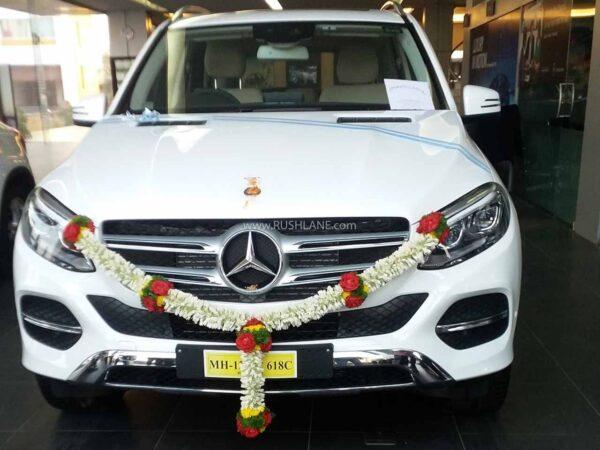 New Mercedes Sales May 2021
