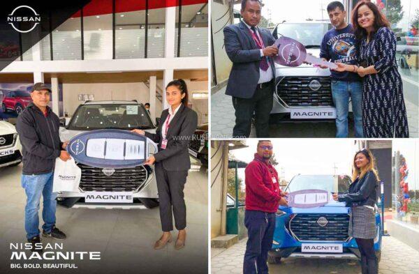 Nissan Magnite Sales Start In Nepal