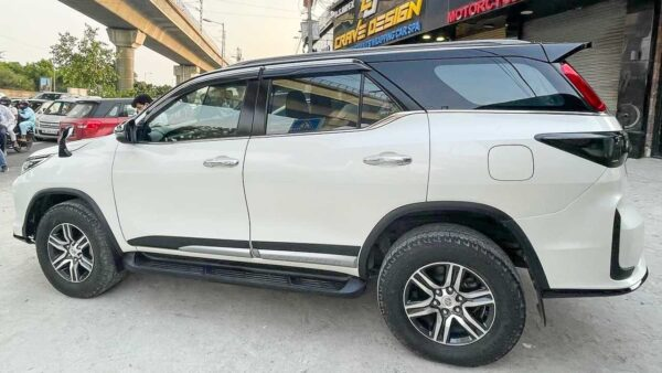Toyota Fortuner - Old to New Conversion Kit