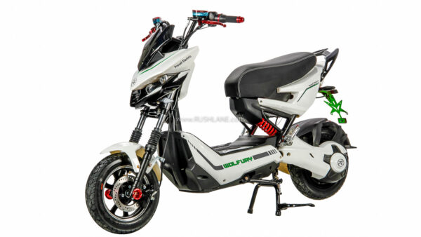 Prevail Electric Scooter - Wolfury