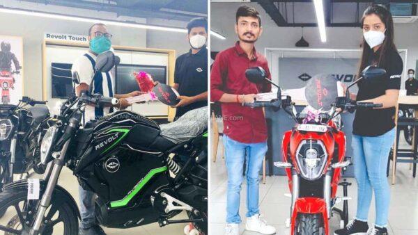 Revolt Motors Ahmedabad