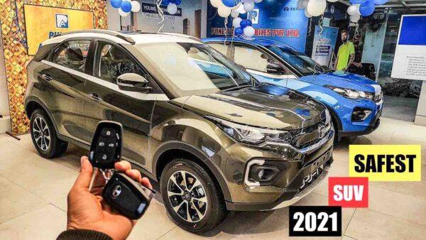 Tata Nexon Safety Rating 2021