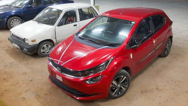 New Tata Altroz Sales