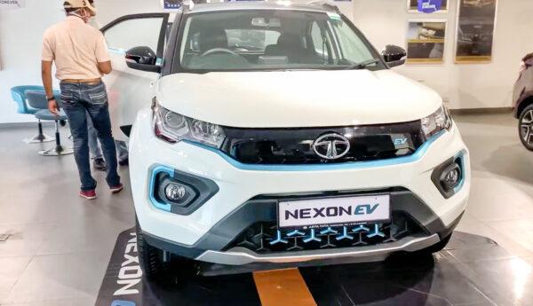 Tata Nexon Electric