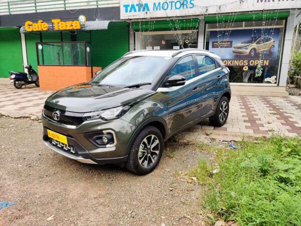 Tata Nexon Top 10 SUV