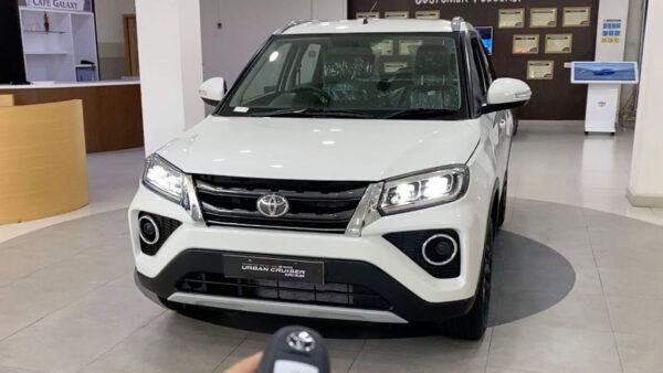 Toyota Urban Cruiser New