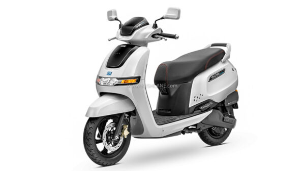 New TVS iQube Electric Scooter