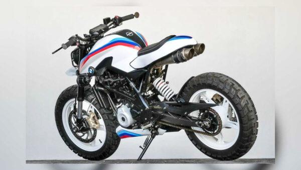 BMW G 310 R Modified Custom Bike