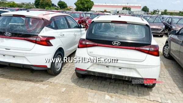 New Hyundai i20 Variant With Missing Features