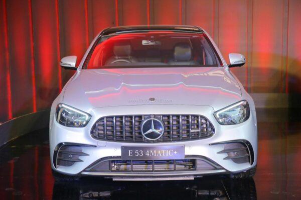 New Mercedes AMG E 53 4M+