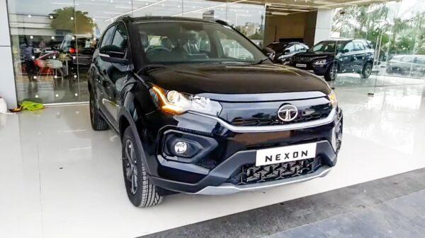 Tata Nexon Sales H1 2021