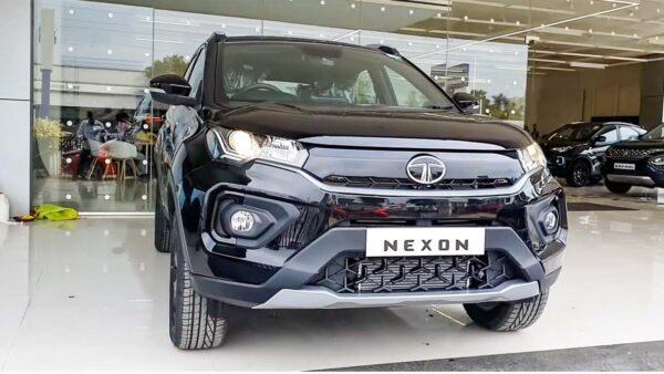 New Tata Nexon