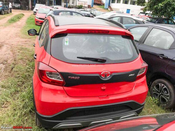 2021 Tata Tiago NRG