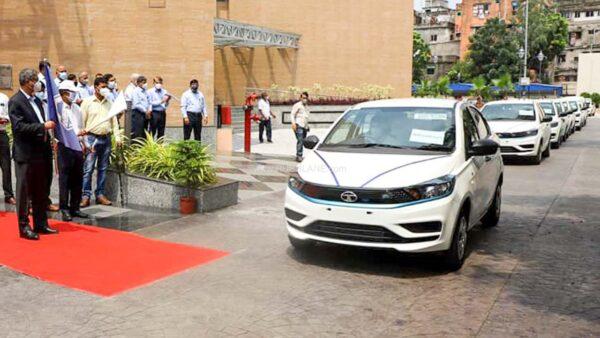 2021 Tata Tigor Electric Facelift