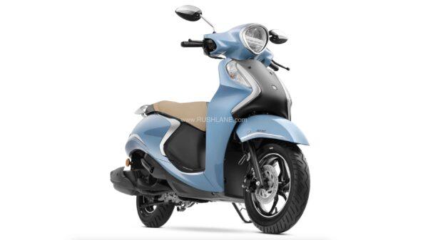 2021 Yamaha Fascino Hybrid