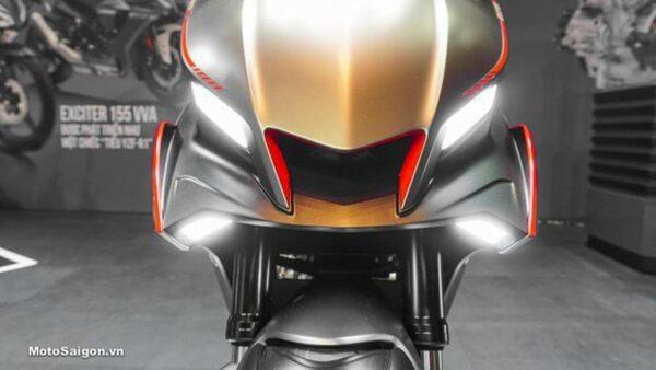 2022 Yamaha R15 V4 Spied