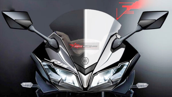2022 Yamaha R15 V4 Spied In India