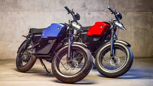 Atum Electric Motorcycle