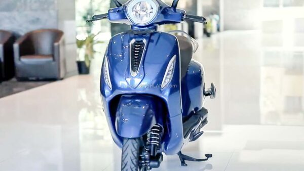 Bajaj Chetak Electric Scooter Sales June 2021