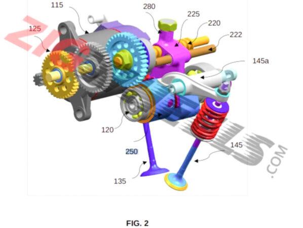 Bajaj Pulsar 250 VVA Tech