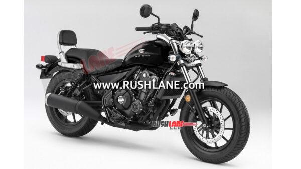 Bajaj Triumph Motorcycle Render