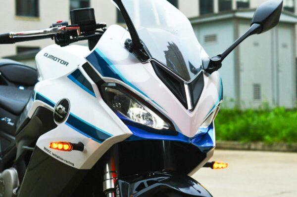 QJ Motor's SAI 350