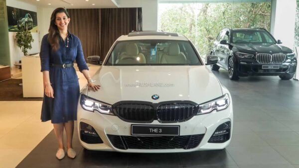 BMW India Sales June 2021