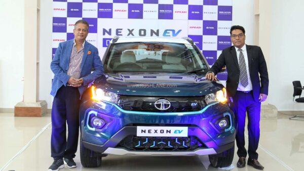 Tata Nexon EV launched in Nepal