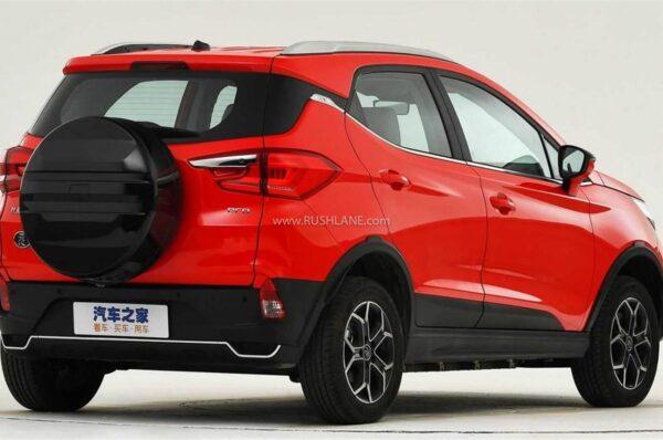Ford EcoSport Copycat Electric SUV