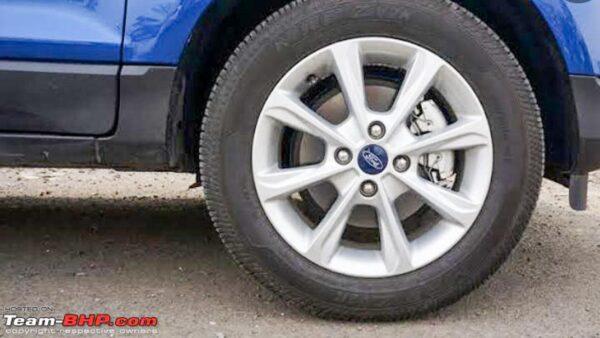 Ford EcoSport Titanium Diesel Alloys