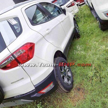 Ford EcoSport Titanium Petrol Alloys Updated