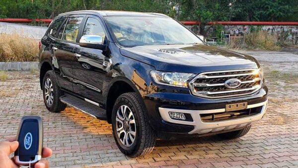 Ford Endeavour Titanium Discontinued