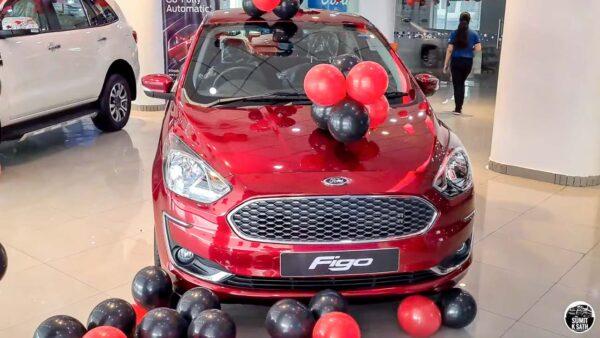Ford Figo Automatic