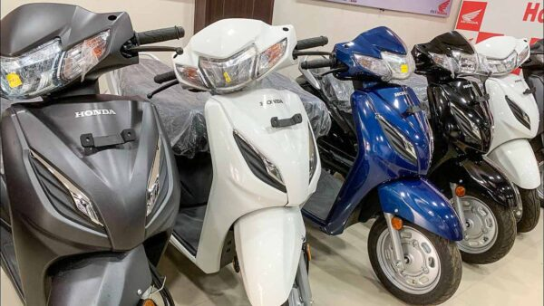 Honda Activa June 2021 Sales