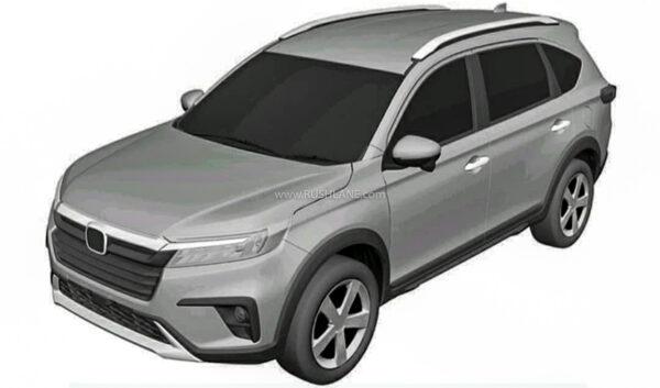 Honda N7X SUV