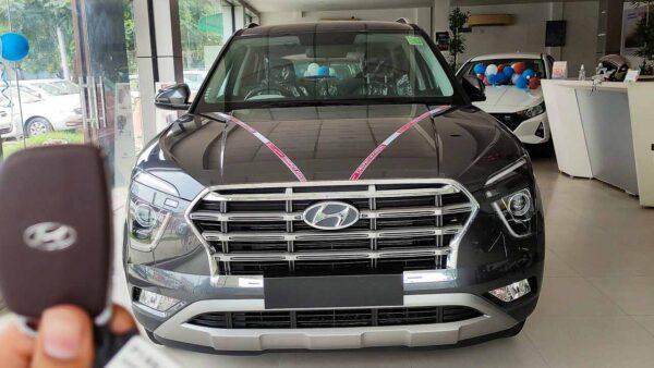 2021 Hyundai Creta Exports June